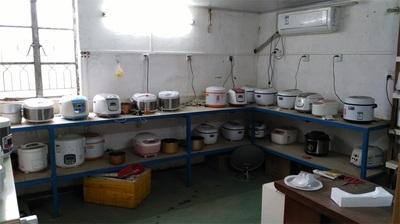 饭煲测试室